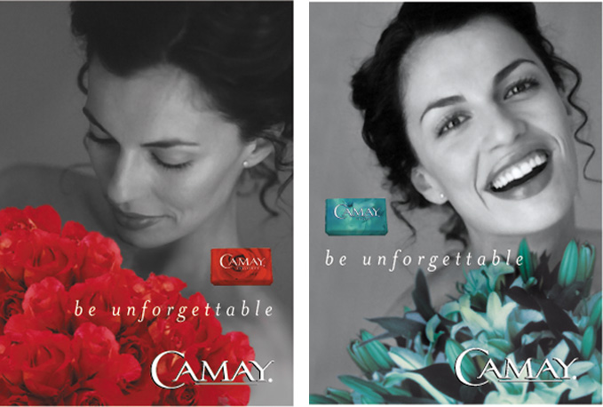 Camay Marketing Collateral
