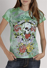 In Search of the Skull, the Flame and the Hot Rod | Von Dutch and Don Ed Hardy