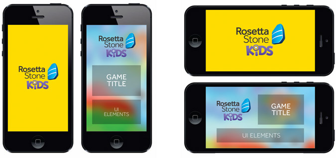 Rosetta Stone | GIRVIN | Mobile Web Layouts
