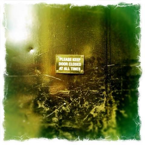 Closed | The Dead Shopfront