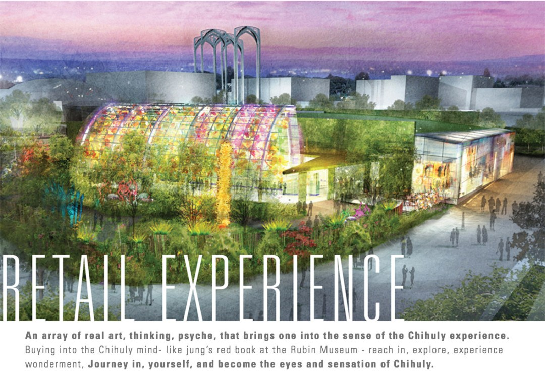 Chihuly Retail Experience | GIRVIN