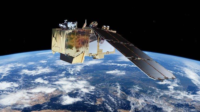 Sentinel-2 by ESA - CopernicusEU
