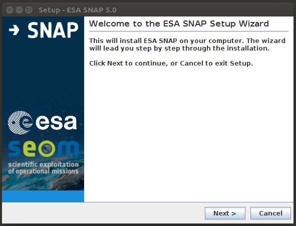 How to install ESA SNAP on Ubuntu Linux | GIS-Blog com