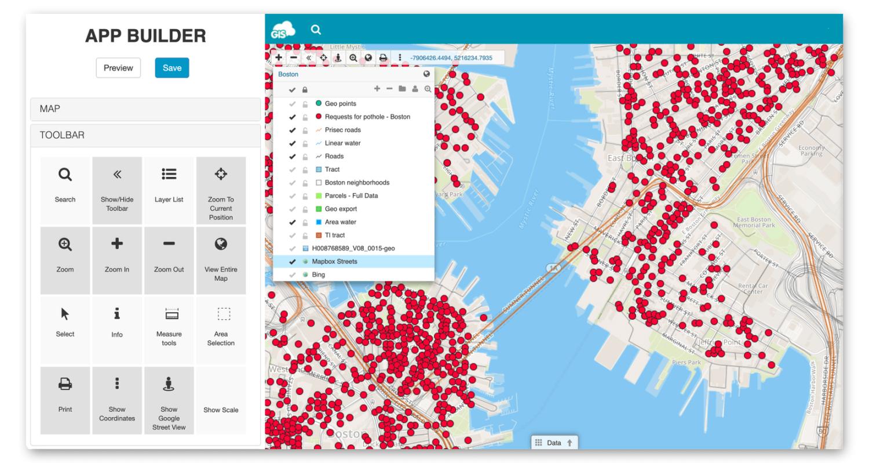 GIS App Development - Turn Your Map Into an App!   GIS Cloud