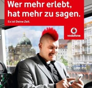 Vodaphone-Kampagne 7-9