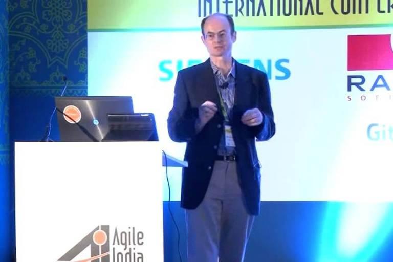 Mikael Gislén har mer än 20 års erfarenhet av hur man jobbar med Kulturutmaningar inom IT-Outsourcing