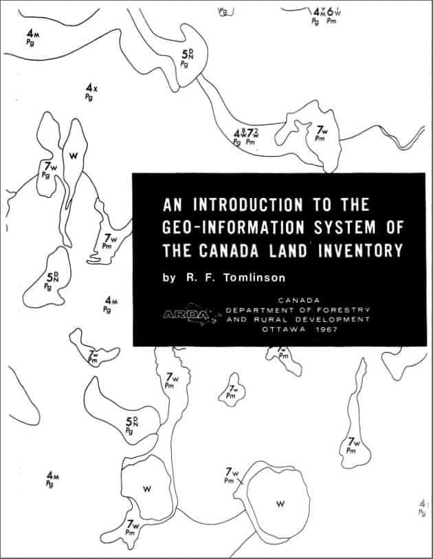 History of GIS ~ GIS Lounge