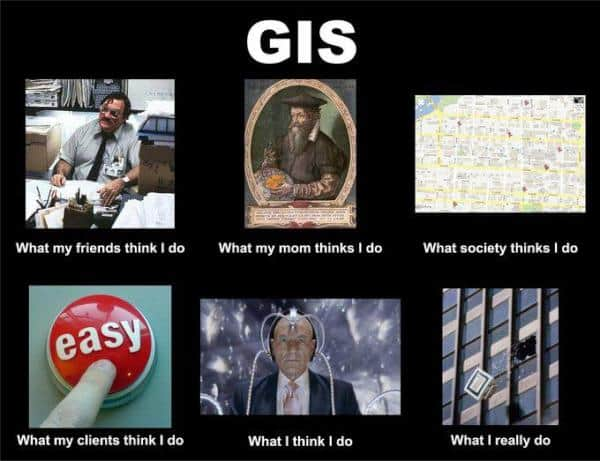 what GIS does
