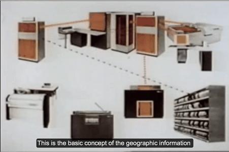 CGIS Hardware (Michael DeMers CGIS Screenshot 2013)