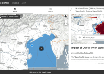 NASA, ESA, and JAXA Launch the COVID-19 Earth Observation Dashboard