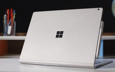 MicrosoftSurfaceBook