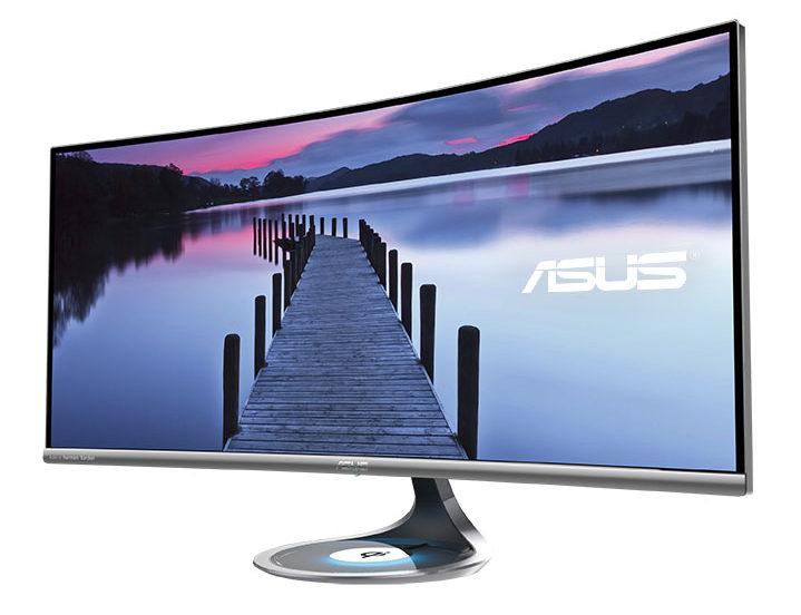 ASUS announces the curved monitor Designo Curve MX34VQ