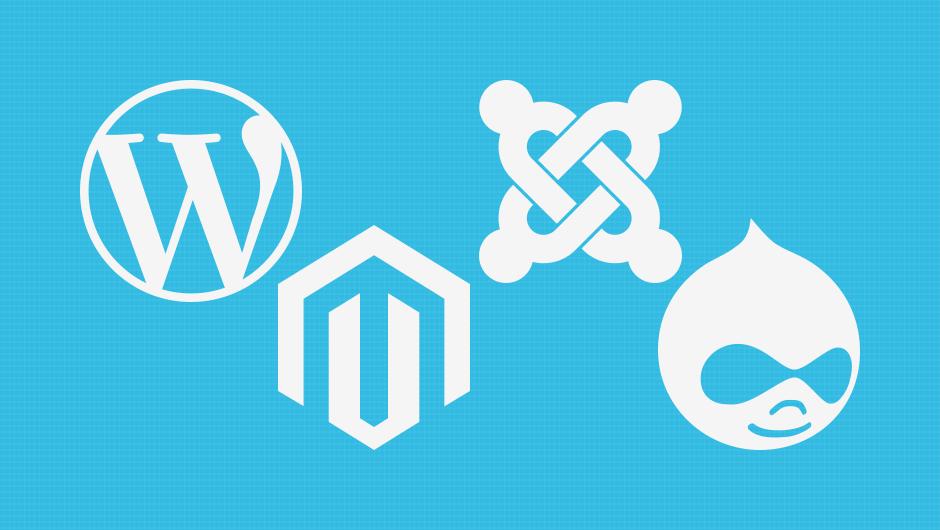 Joomla and WordPress