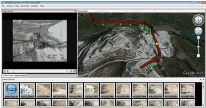 Remote GeoSystems Releases LineVision™ Google Earth©, Modernizing