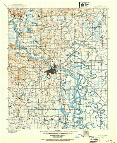 Revised Arkansas and South Carolina Maps Feature New Design ...
