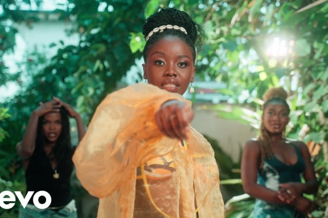 Gyakie whine video download