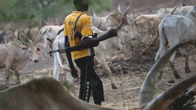 20 Herdsmen Barricade Delta Road, Rob Passengers