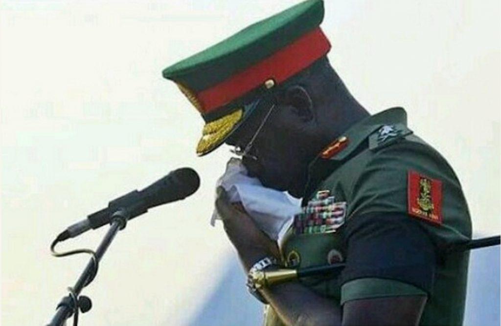 'Army Did Not Declare IPOB Terrorist Organization' – Chief Of Army Staff, Tukur Buratai Reveals