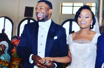 Ebuka Uchendu Wife, Cynthia Also Writes As They Mark 1st Wedding Anniversary