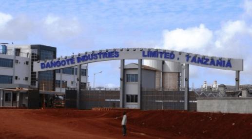 Aliko Dangote opens coal mine in Tanzania