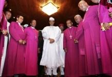 "Catholic Bishops Accuse Buhari of Not Keeping To His ""I Belong To Everybody"" Statement"