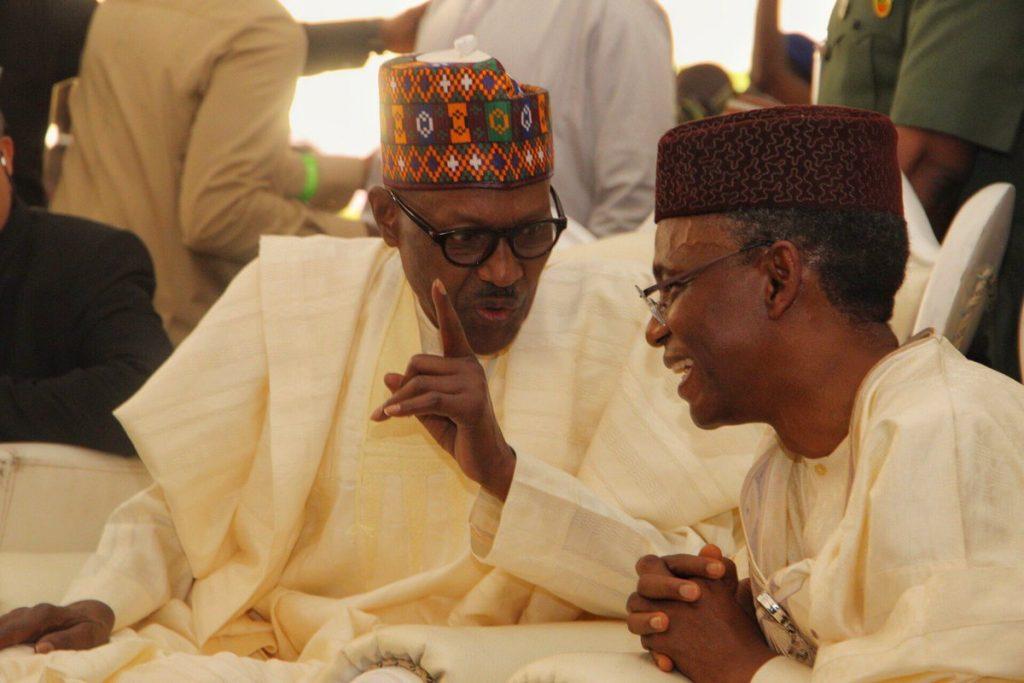 President Buhari In Support Of  Kaduna State Governor, Nasir El-Rufai's Plan To Sack 21k Teachers