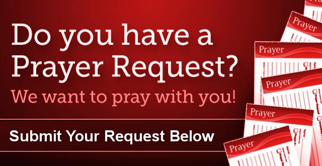 A Short prayer request