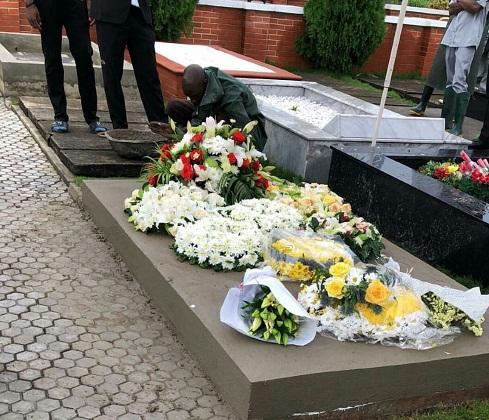 Davido's Friend, DJ Olu Laid to Rest in Lagos Today