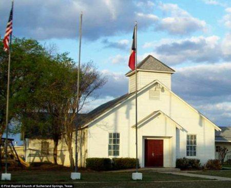TEARS!!!27 People Dead, Two Dozen Injured In Texas Church Shooting