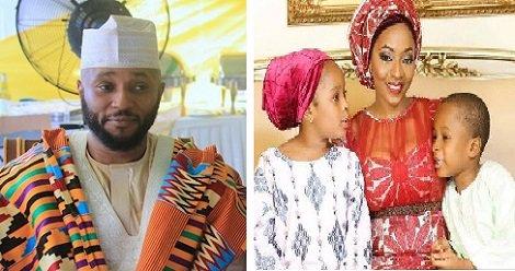 Aminu Atiku finally, Returns Son To Ex-Wife