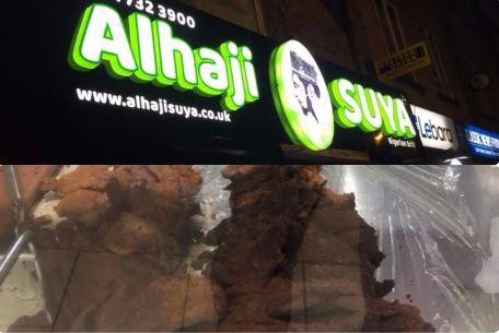 Nigerian Opened A Suya Spot In London