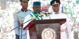 More Photos from Inauguration of Julius Maada Bio As President Of Sierra Leone