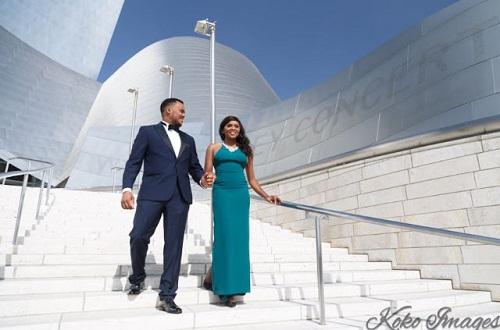 Nollywood Actor Michael Okon Set to Wed Former Girlfriend's Best Friend [Photos]