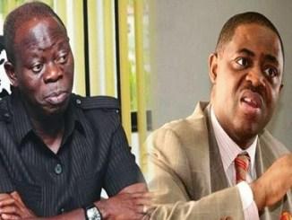Angry Femi Fani Kayode Changes Adams Oshiomole's Name To ''Gorilla Osho''