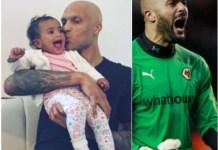Endless Celebration as Super Eagles' Goalkeeper Carl Ikeme Finally Beats Blood Cancer