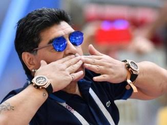 Maradona Slams Argentine Team and Messi after Venezuela Loss