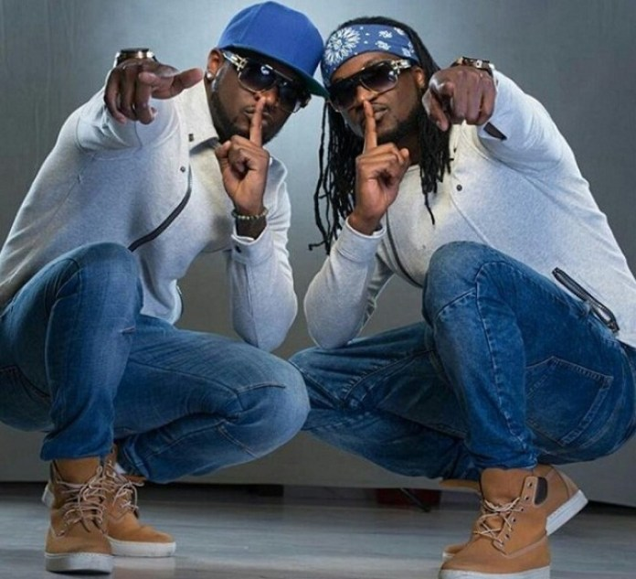 Peter Okoye Reveals Why p-square Separated