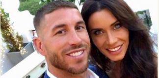 Sergio Ramos and 40 Year Old Baby Mama, Pilar Rubio Are Engaged [Photos]