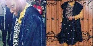 #BBNaija: more Photos from Tobi Bakre's homecoming reception at Ago-Iwoye in Ogun state
