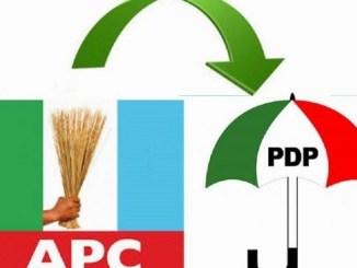 Six Kano lawmakers dump APC for PDP