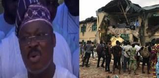 Yes I Did It, Governor Ajimobi Confirms Giving the Order to Demolish Yinka Ayefele's Music House [Details]