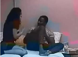 #BBNaija: Throwback Video When Leo Dasilva Told Nina That Miracle Will Dump Her for Money [Video]