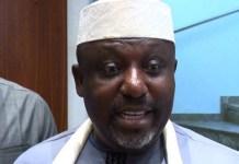 EFCC arrests Imo state governor, Sen. Rochas Okorocha