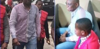 Justice Mojisola Olatoregun Orders Fayose to Be Remanded In EFCC Custody
