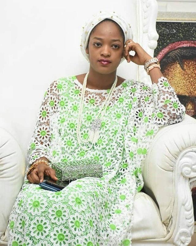 New Beautiful Photos of Ooni of Ife's Wife, Olori Prophetess Naomi