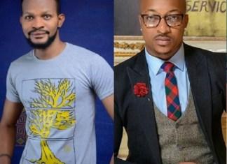 Uche Maduagwu Shades IK Ogbonna for Sending N-U-D-E Photos To Nina