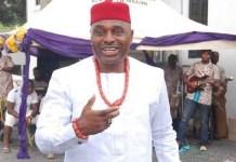 Actor and Politician, Kenneth Okonkwo Celebrates 50th Birthday