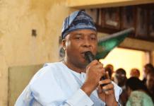 Finally, Saraki Reveals Why He Is Seriously Against Buhari [Audio]