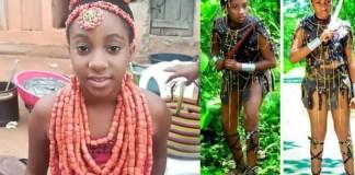 New Beautiful Photos of Nollywood Child Actress, ADAEZE ONUIGBO