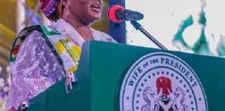 Snatch Ballot Box: Did Aisha Buhari Just Mocked President Buhari?